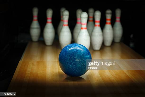 Ten Pin Bowling Deck