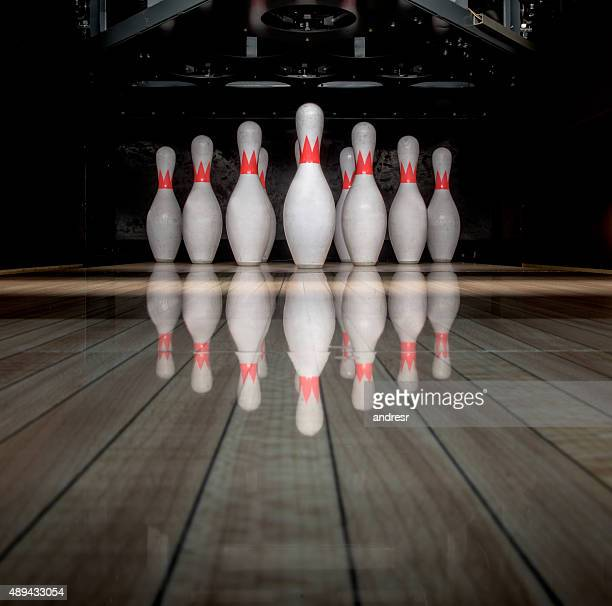 bowling de dez pinos