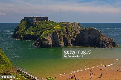 Tenby, Pembrokeshire, Wales, United Kingdom