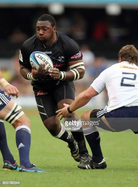 Tendai ' Beast ' MTAWARIRA Sharks / Stormers Super 15