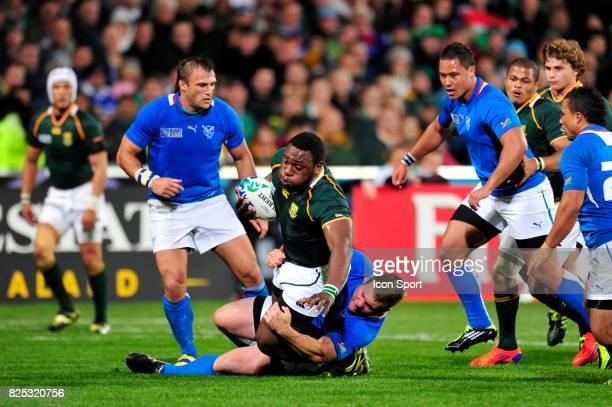 Tendai Mtawarira Afrique du Sud / Namibie Coupe du Monde de Rugby 2011