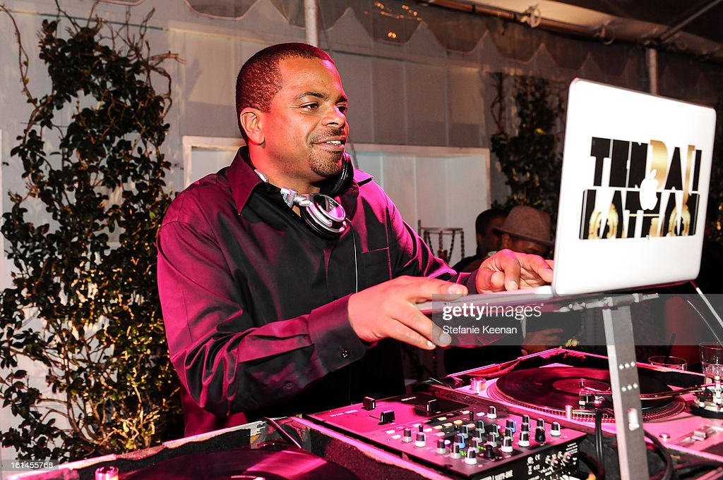 DJ Tendali Lathan attends Red Light Management Grammy After Party at Mondrian Los Angeles on February 10, 2013 in West Hollywood, California.