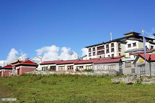 Tengboche Monastery exterior