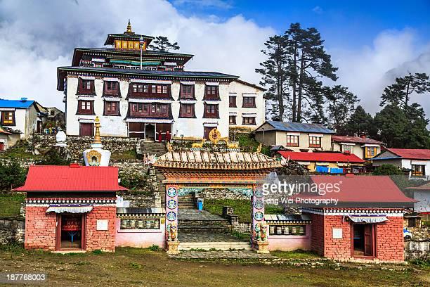 Tengboche Monastery, Khumbu, Nepal