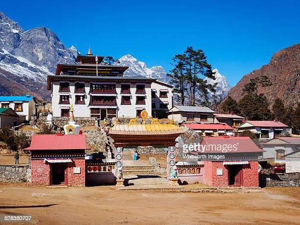 Tengboche Monastery, Khumbu region, Nepal