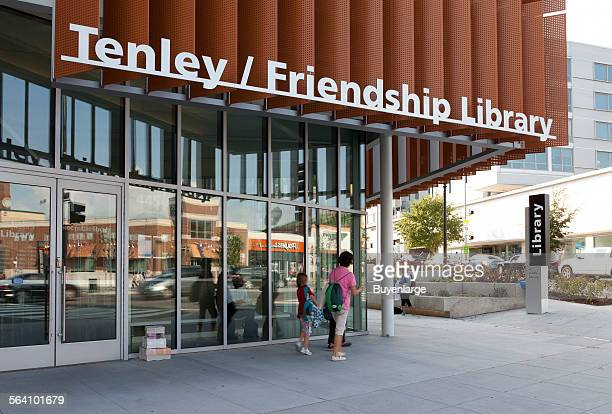 TenleyFriendship branch of the DC Public Library 4450 Wisconsin Ave NW Washington DC