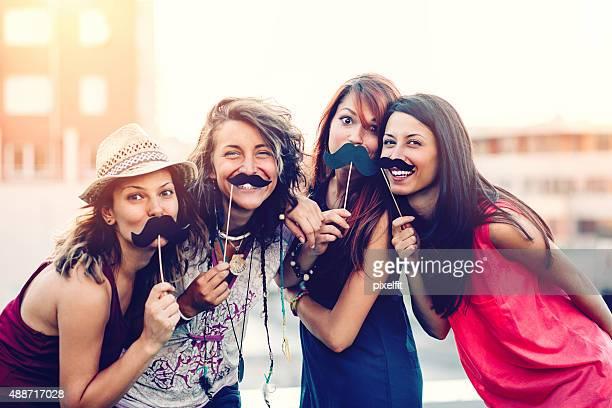 Tennage girls fun