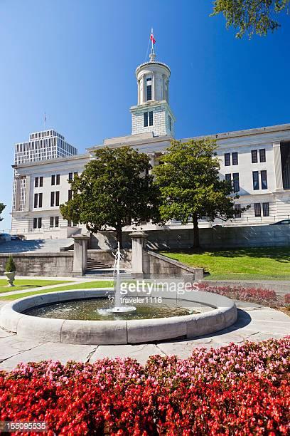 Capitólio do Estado do Tennessee edifício em Nashville