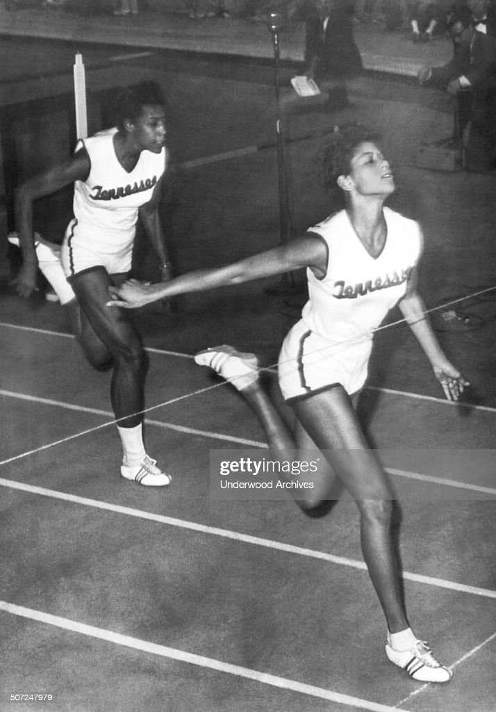 Wilma Rudolph Getty Images