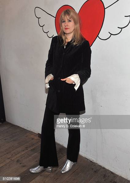 Tennessee Thomas attends The Deep End Club Collection Launch at The Deep End Club on February 14 2016 in New York City