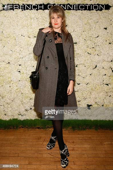 Tennessee Thomas attends the French Connection Spring/Summer 2015 Collection Preview Party at Michelson Studio on November 5 2014 in New York City