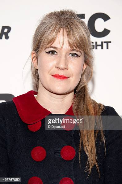 Tennessee Thomas attends the '#Horror' New York premiere at MoMA Titus One on November 18 2015 in New York City