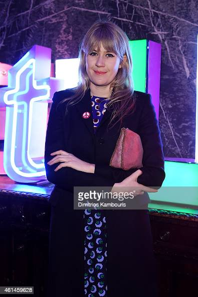 Tennessee Thomas attends the Stella McCartney Autumn 2015 presentation on January 12 2015 in New York City