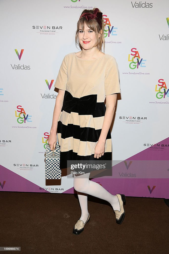 Tennessee Thomas attends the Vera Launch at Ambassadors River View at the United Nations on January 24, 2013 in New York City.