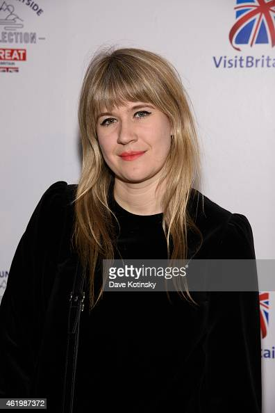 Tennessee Thomas attends the VisitBritain Countryside Collection Launch at 121 Varick Street on January 22 2015 in New York City