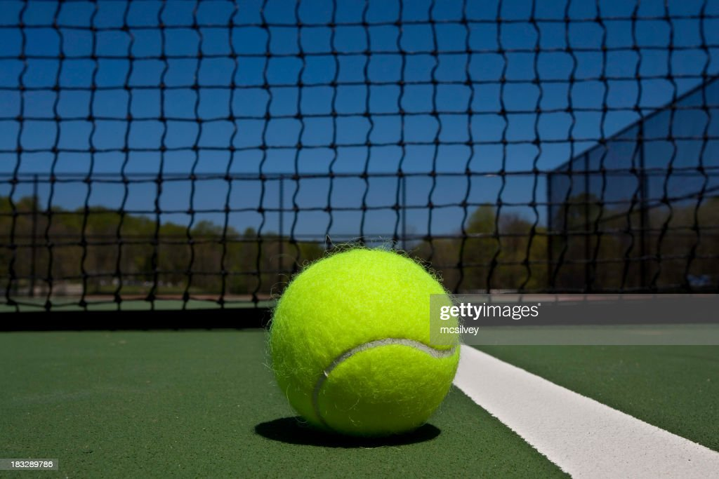 Tennis Ball : Stock Photo