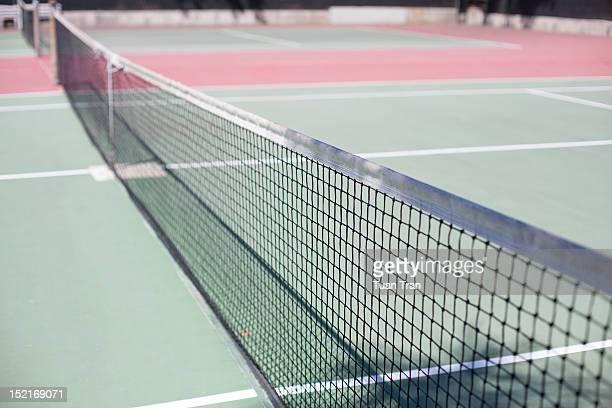 Tennis court net