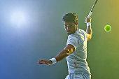 Tennis forehand