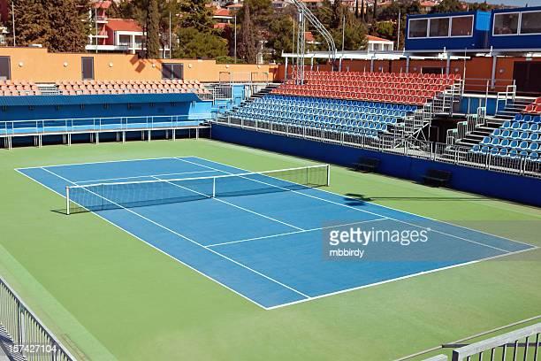 Campo da tennis rigido