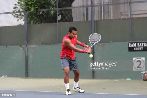 Tennis Leander Paes