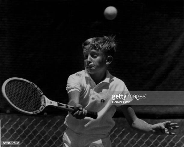 Tennis Pat Wilson Shows TennisWinning Form Gains Green Gables Finals with Partner Brad Coleman Credit Denver Post