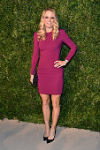 Tennis player Caroline Wozniacki attends the 11th annual CFDA/Vogue Fashion Fund Awards at Spring Studios on November 3 2014 in New York City