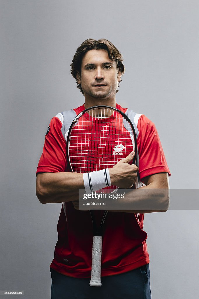 David Ferrer, Self Assignment, December 12, 2012