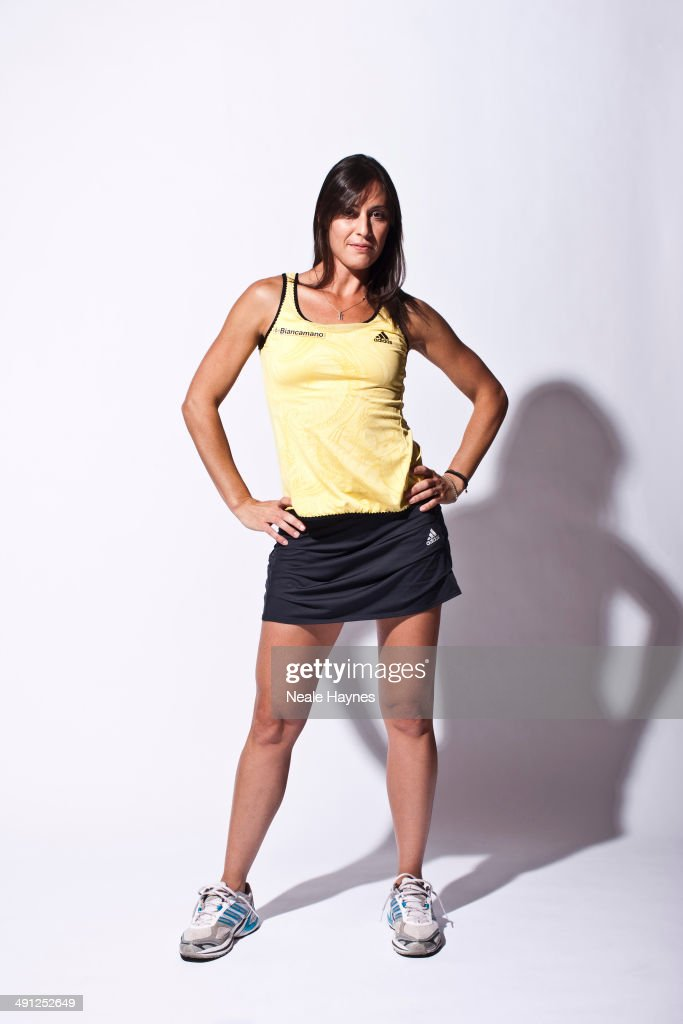 Flavia Pennetta, WTA UK, June 13, 2010