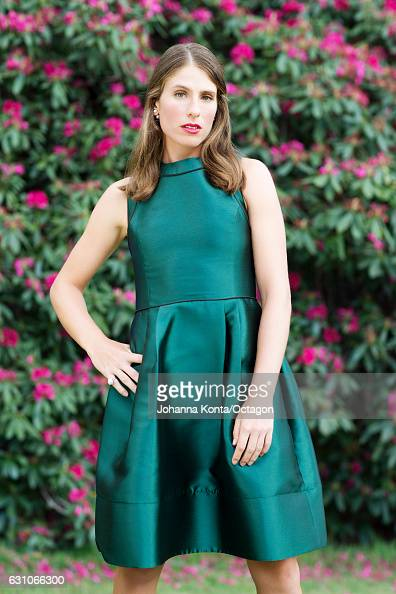 Tennis player Johanna Konta is photographed at the Ashdown Park Hotel and Country Club on May 16 2016 in East Grinstead England