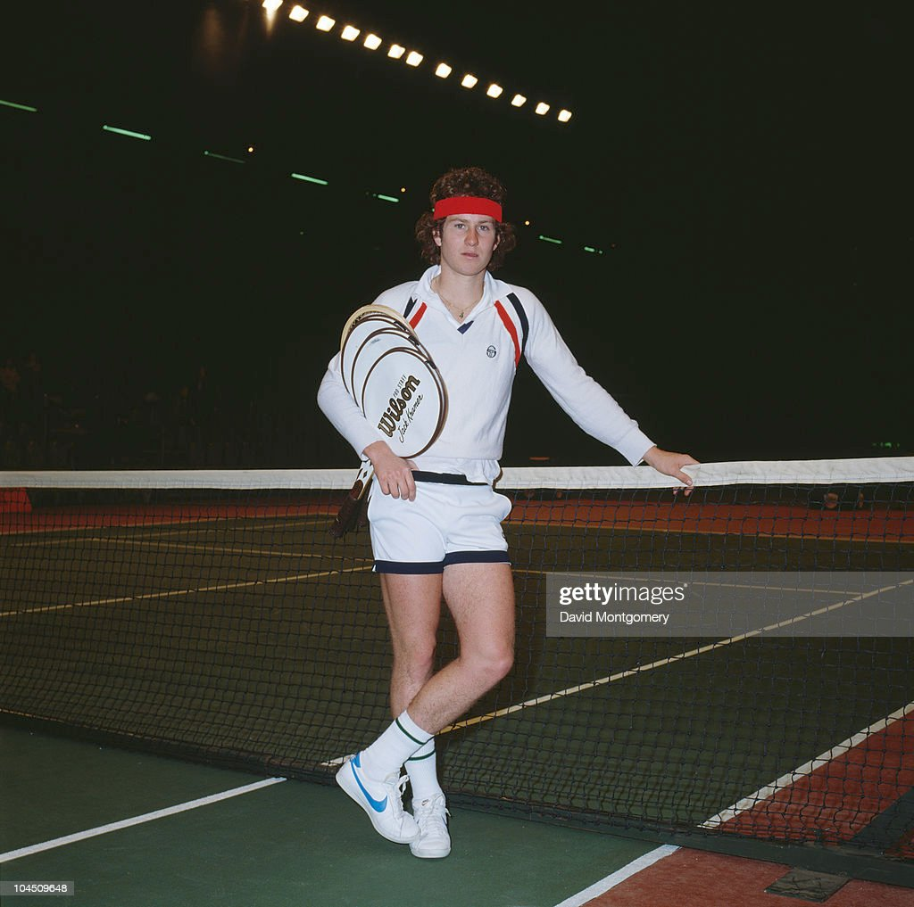 US tennis player <a gi-track='captionPersonalityLinkClicked' href=/galleries/search?phrase=John+McEnroe&family=editorial&specificpeople=159411 ng-click='$event.stopPropagation()'>John McEnroe</a>, 1979.