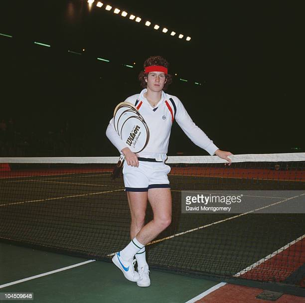 US tennis player John McEnroe 1979