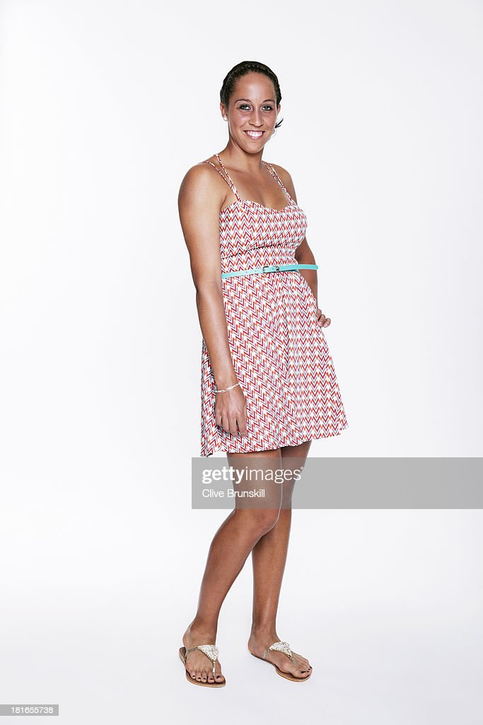 Tennis player <a gi-track='captionPersonalityLinkClicked' href=/galleries/search?phrase=Madison+Keys&family=editorial&specificpeople=5965706 ng-click='$event.stopPropagation()'>Madison Keys</a> is photographed on June 30, 2013 in London, England.
