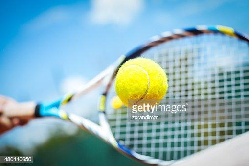 tennis player : Stock Photo
