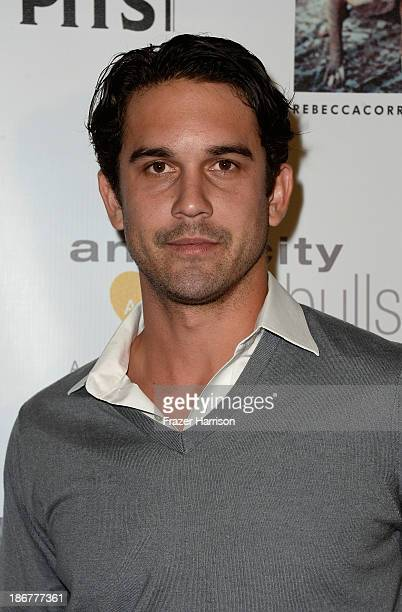 Tennis Player Ryan Sweeting attends 'Stand Up For Pits' Los Angeles Charity awareness and fundraising comedy night at Largo on November 3 2013 in Los...