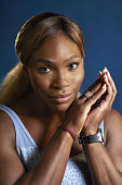 Tennis player Serena Williams is photographed for Sports Illustrated on August 18 2014 in New York City PUBLISHED IMAGE CREDIT MUST READ Ben Van...