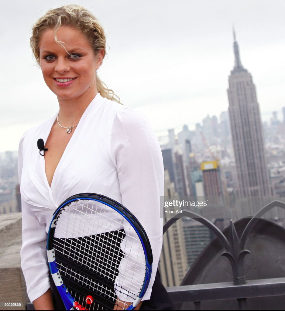 Kim Clijsters and s