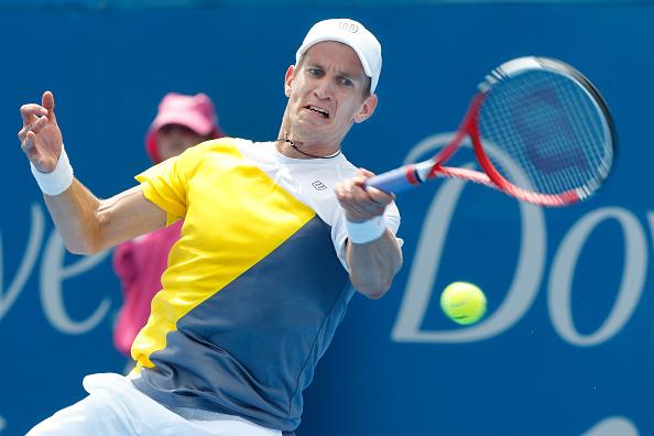 Sydney International Tennis Tournament Stock Photos And