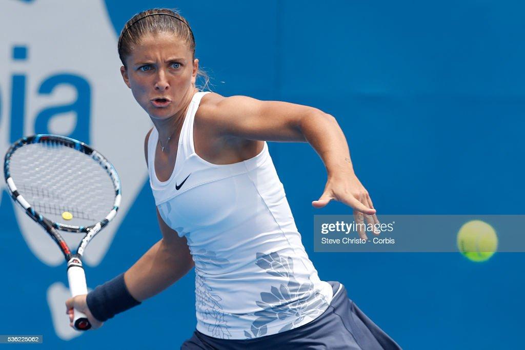 TennisApia International Tennis Sydney Olympic Park Centre Womens Singles Match