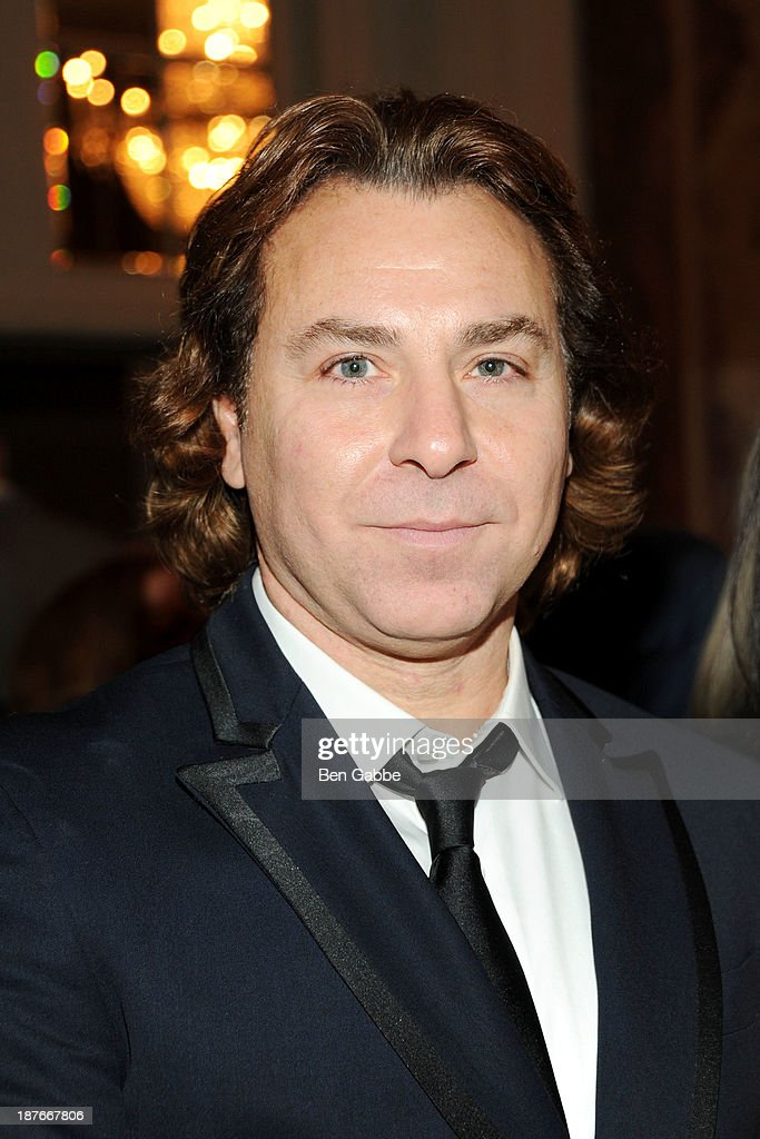 Tenor <a gi-track='captionPersonalityLinkClicked' href=/galleries/search?phrase=Roberto+Alagna&family=editorial&specificpeople=679931 ng-click='$event.stopPropagation()'>Roberto Alagna</a> attends the Metropolitan Opera Guild's 79th annual luncheon at the Grand Ballroom at The Waldorf=Astoria on November 11, 2013 in New York City.