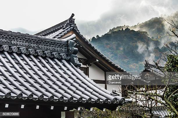 Tenryuji Temple in Kyoto, Japan