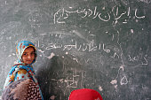 A tent dweller region of Bazman District of Iranshahr Towhship in Iran's SistanoBalouchestan Province has one singleclsss school whose only teacher...