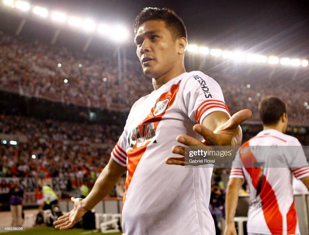 River Plate v Estudiantes - Copa Total Sudamericana 2014