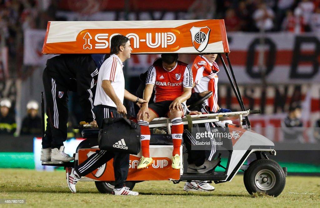 River Plate v Velez Sarsfield - Torneo Final 2014