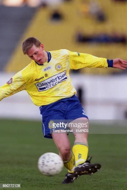 FK Teplice's Marian Rizek