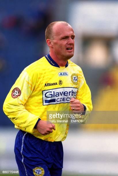 FK Teplice's Michal Bilek