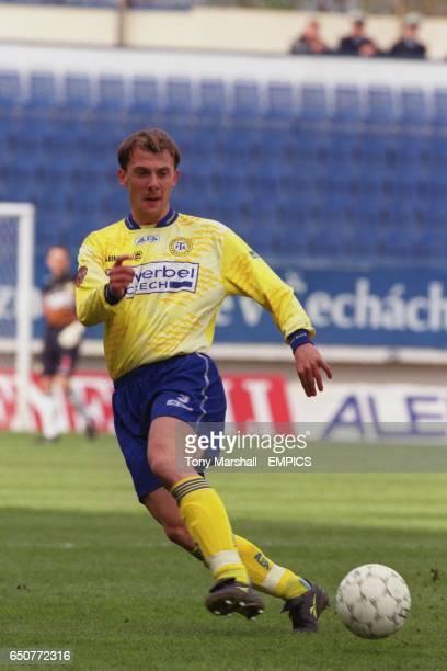 FK Teplice's Miroslav Rada