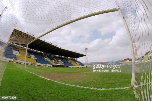 FK Teplice's Na Stinadlech Stadium