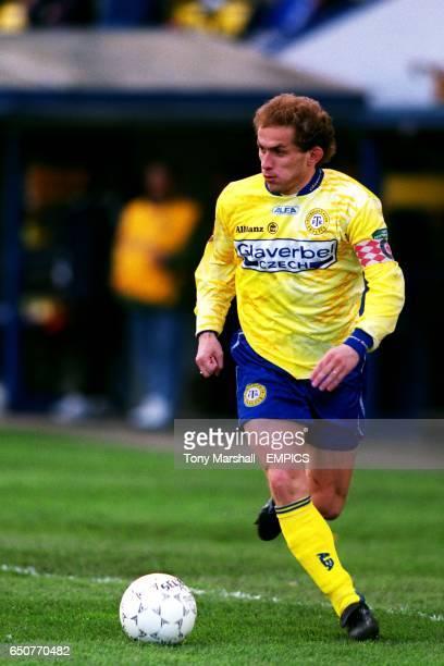 FK Teplice's Pavel K Verbir