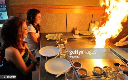 Teppanyaki Flameout