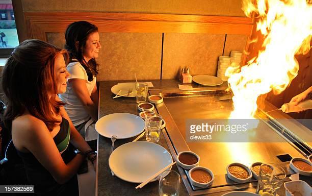 Teppanyaki Flammabriss